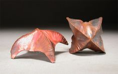Fold Classifications for Foldforming in the Metal Arts - foldforming