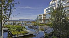 River Green comprises eight buildings and 458 units built around extensive landscaping and water elements that fuse private gardens with com...