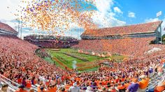 2016 College Football TV Schedule for Week 5 (September 29th- October 1st)