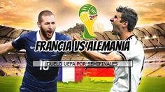 Francia 0 vs Alemania 1