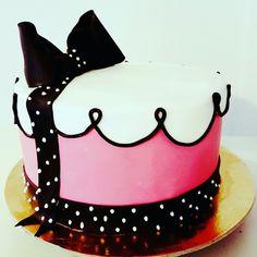 Pretty cake for a pretty girl