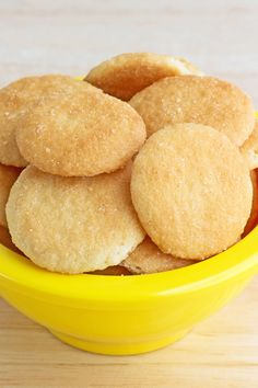 Copycat Vanilla Wafers Recipe