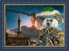 Caniche Poodle Reproduction d'art Giclées