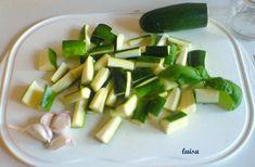 Ricetta Zucchine in agrodolce (conserva) pubblicata da luisa2 - Questa ricetta è nella categoria Salse, sughi, condimenti, creme spalmabili e confetture