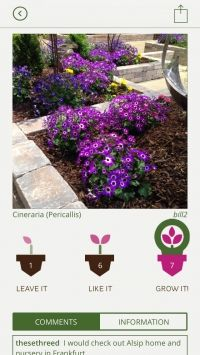 May 8, 2015, Tokyo – Always looking for new ways to use technology to engage consumers, Suntory Flowers is presenting the first photo contests on GrowIt! Garden Socially, the free garden photo sharing app.