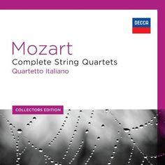 Quartetto Italiano - Mozart: The String Quartets