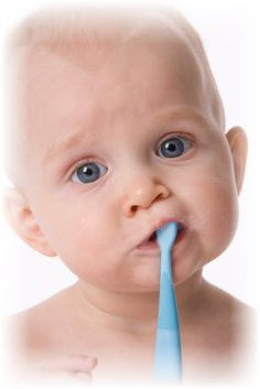 Start good dental habits early - #UKDentist #BrightonDental