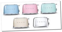 SMEG toaster. I'll take the mint green, please.