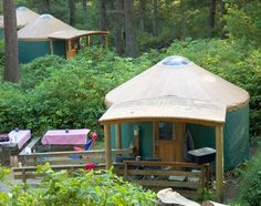 Fido and Missey are welcome at many Oregon campsites, including ...