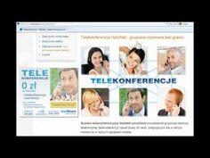 Telekonferencje HaloNet - ogólne informacje.