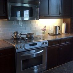 """Backsplash Exclusives"" - modern - kitchen - other metro - daisie"