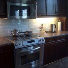 Subway Tile Kitchen Backsplash Ideas | ... Vintage Kitchen Furniture Kitchen Cabinets:Kitchen Decorating Ideas