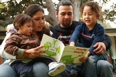 Reading Regularly to a Young Child with Hearing Loss - John Tracy Clinic