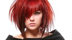Red Hair Color for Short Bob Hairstyles - New Hairstyles, Haircuts & Hair Color Ideas