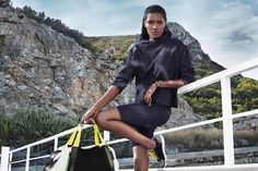 E-commerce retailer Net-a-Porter has launched its Net-a-Sporter collection of performance gear, including this stylish hooded...