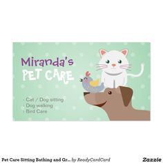 Animal clinic hospital pet care sitter gold animal business card pet care sitting bathing and grooming beauty salon business card colourmoves