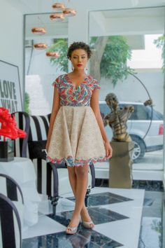 Trish O Couture Ready to Wear 2015 2016 Collection - Bellanaija - September013