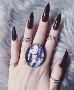 I'm a Slayer! Ask me how! ⚔⚰⚔ Ring by @worship13 #btvs #buffy #worship13 (Use code HARPER13 for 10% off at checkout for any @worship13 jewelry!)