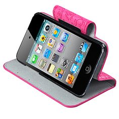 Sofit Folio Case for iPod touch (4th gen.), Magic Girl IPTCH4MYJK762WP