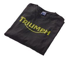 Camiseta Estampada Triumph