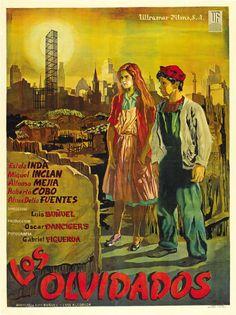 Los olvidados (1950) México. Dir: Luis Buñuel. Drama. Pobreza. Adolescencia. Familia. Neorrealismo - DVD CINE 1557
