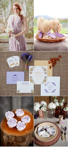 Amethyst and copper inspiration shoot by Ruby and Willow
