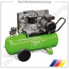 SOLIDair Kompressor Soliddrive 380 WS