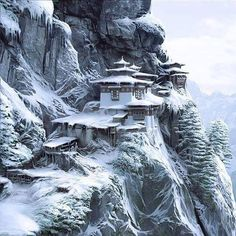 Who Else Wants to Know the Best Places in Bhutan Paros, Travel Around The World, Around The Worlds, Scenic Photography, Bhutan, What A Wonderful World, Winter Scenes, Amazing Nature, Wonders Of The World