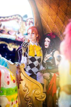 Kuroshitsuji Book of Circus - Carousel by SillySilli on deviantART