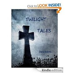My first collection of spooky short stories is now available at the Kindle store, Amazon.com.