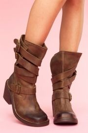 Deanne Strapped Boot - $225.00