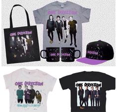 New 1D merch for OTRA! - (by: @KRF1D)