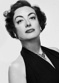 Joan Crawford, photo by Robert Coburn, 1950