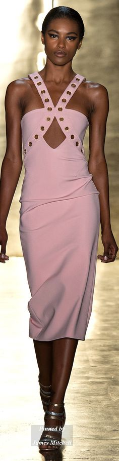 Cushnie et Ochs Collection  Spring 2015 Ready-to-Wear.        EE