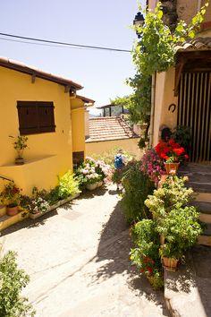 Sospel, Provence-Alpes-Cote d'Azur, France