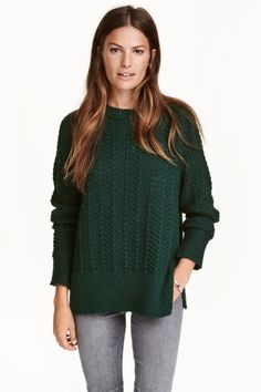Knitted jumper 19,99 €| H&M
