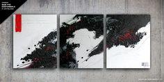 Consistenza. Trittico, 150cm x 60cm, Olio Autore: @miki73 #consistenza #interiordesign #abstractart #create #painting #goodart #paintingartist #drawing #fineart #paintingart #milano #artshow  #oilpainting #art #sofa #interiordesign #sand #painting #drawing #drawers #fineart #paintingart #contemporary #interiordesign #theartlife #atelier