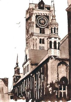 Toruń Ratusz | digart | digart.pl