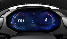 Lambo Dashboard on Behance