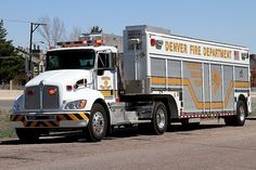 denver fire department | Flickr: The Denver Fire Department Rescue 1 Pool