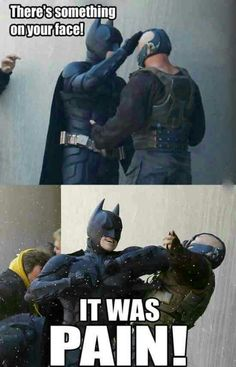 Batman wins this one. also asdf movie reference! Dc Memes, Funny Memes, Hilarious, Funny Stuff, Asdf Movie, Batman Quotes, Nananana Batman, I Am Batman, Supernatural Memes