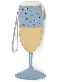 MOSCHINO CHEAP and CHIC Champagne Bag