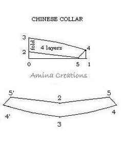 AMINA CREATIONS: HOW TO STITCH A KAMEEZ WITH COLLAR / SEWING BASICS