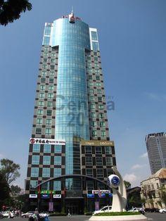 Cao ốc văn phòng Sunwah Tower Quận 1 đường Nguyễn Huệ.  Thông tin liên hệ:   THÔNG TIN LIÊN HỆ: Công ty bất động sản CENREA Hotline: 0908442698 - 0915442698 - 0985817857 Email: cenreagroup@gmail.com