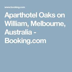 Aparthotel Oaks on William, Melbourne, Australia - Booking.com