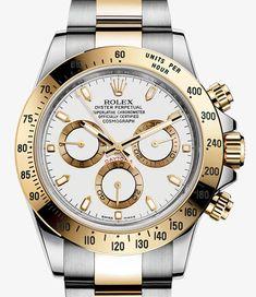 Relógio Rolex Cosmograph Daytona - Rolex, Relógios Suíços de Luxo
