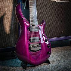 Musicman John Petrucci Majesty Monarchy in Majestic Purple