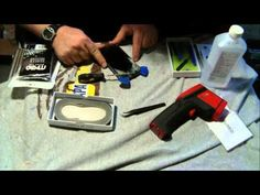 Samsung Galaxy S3 Screen Replacement Eco-Fused Man VS Junk EP 225 - YouTube