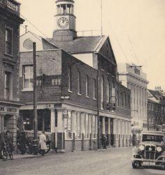 Uxbridge Market Hall. London Bus, Castle House, Buildings, Louvre, England, Memories, Urban, History, Places