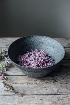 Lilac Syrup - Our Food Stories